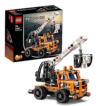 LEGO 42088 TECHNIC Cherry Picker Toy truck in model set