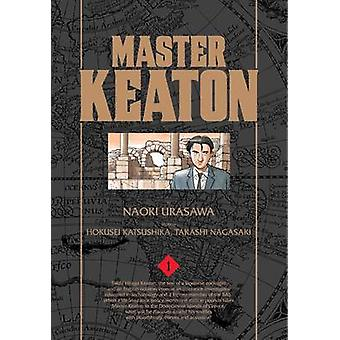 Master Keaton - 1 by Naoki Urasawa - Takashi Nagasaki - Hokusei Katsus