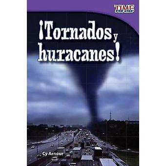 Tornado's y Huracanes! door Cy Armour - 9781433344411 boek