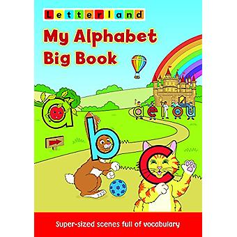My Alphabet Big Book by Lisa Holt - 9781782481485 Book