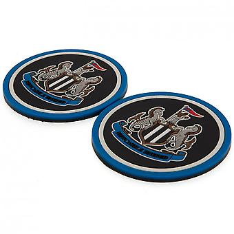 Newcastle United FC Coaster sett (pakke med 2)