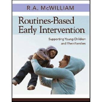 Rutiner-baserade tidigt ingripande - stödja unga barn och Thei