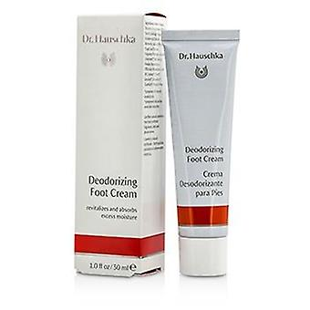 Dr. Hauschka Deodorizing Foot Cream - 30ml/1oz
