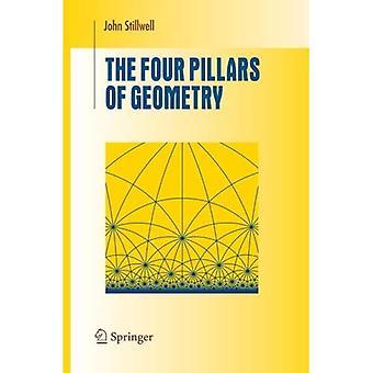 De fire pilarene i geometri (Undergraduate tekstene i matematikk)