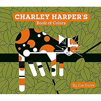 Charley Harper's Book of Colors A249 (Charley Harper Board Books)