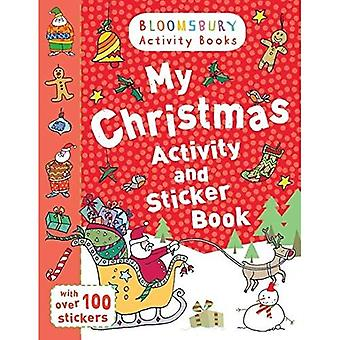My Christmas Activity and Sticker Book (Bloomsbury Activity Books)