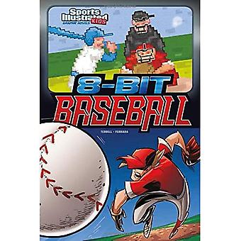 8-bitars Baseball (sport illustrerade Kids grafiska romaner)
