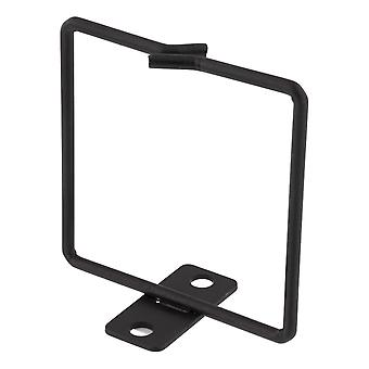 Cable hook for vertical mounting