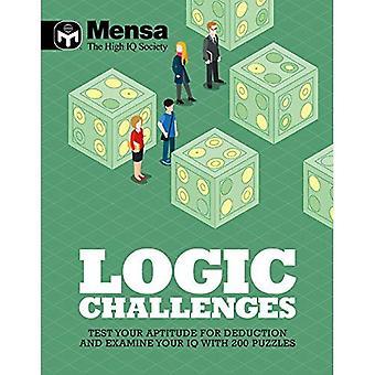 Mensa: Logikk utfordringer