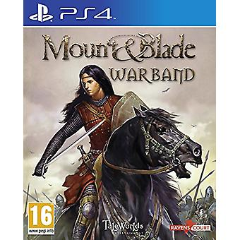 Mount and Blade Warband (PS4) - Nouveau