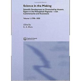 解説とイラストはデービス ・ E. A. 哲学の雑誌でされて記録にとどめ歴史的な論文として作り科学的発展の科学