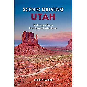 Schilderachtige rijden Utah: Exploring the State's meest spectaculaire terug wegen (schilderachtige rijden)