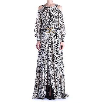 Balizza Ezbc206010 Frauen's Multicolor Seidenkleid