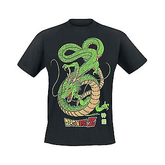Men's Dragon Ball Shenron Crew Neck T-Shirt