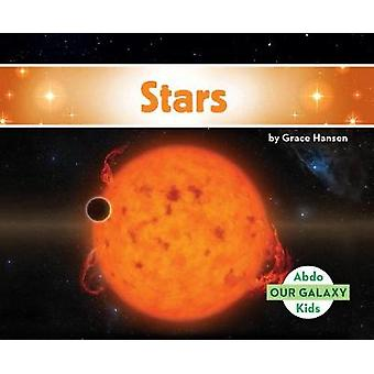 Stars by Grace Hansen - 9781532100512 Book