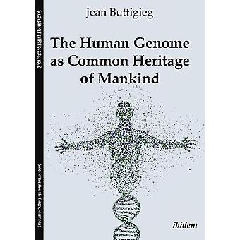 The Human Genome as Common Heritage of Mankind by Jean Buttigieg - 97