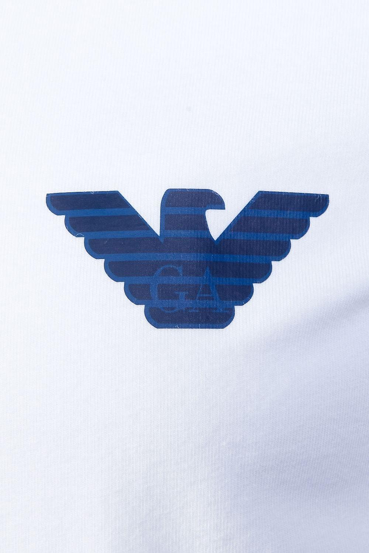 Emporio Armani Round Neck T Shirt 110853 9P525