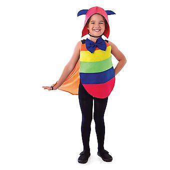 Bristol Novelty børnetøj/Kids Caterpillar dress up kit