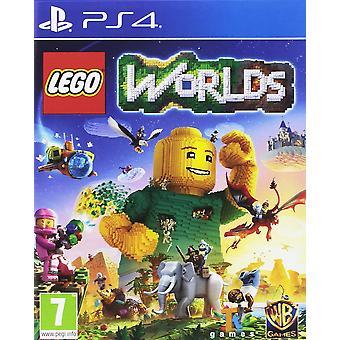LEGO-Welten-PS4-Spiel