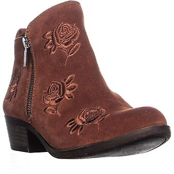 Lucky Brand Womens Basel 5 Closed Toe Ankle Fashion Boots
