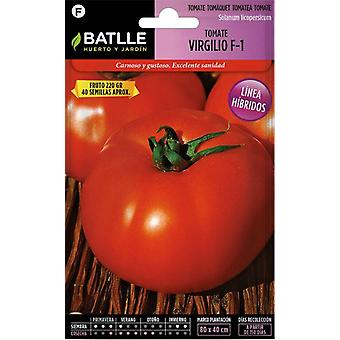Batlle Virgilio tomat F-1 (haven, havearbejde, frø)