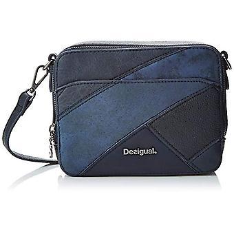 Desigual Bols_priya_jasper - Blue Women's shoulder bags (Navy) 7.5x15x19.5 cm (B x H T)