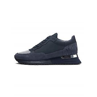 Mallet Navy Popham Sneaker