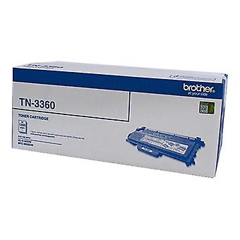 Brother TN3360 toner kassett-svart