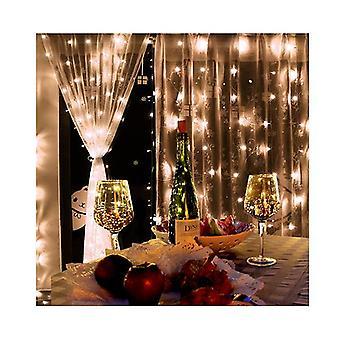Lumini de petrecere cu LED Cortina