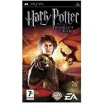 Harry Potter and the Goblet of Fire (PSP) - New