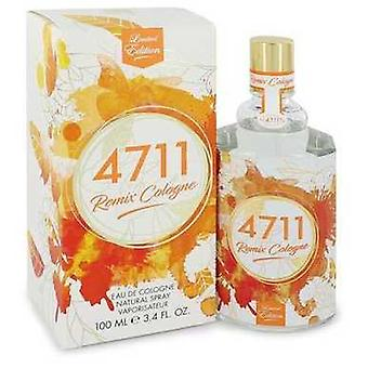 4711 Remix av 4711 Eau de Cologne spray (Unisex 2018) 3,4 oz (män) V728-547114