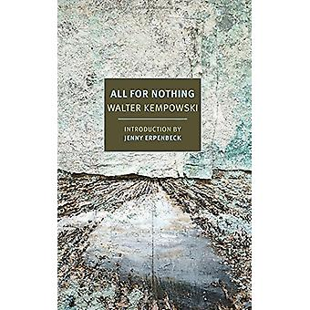 All for Nothing by Walter Kempowski - 9781681372051 Book