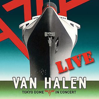 Van Halen - Tokyo Dome en importation USA Concert [CD]