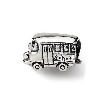 925 sterlinghopea antiikki viimeistely reflections simstars lapset bussi helmi charmia riipus kaulakoru korut lahjat naisille