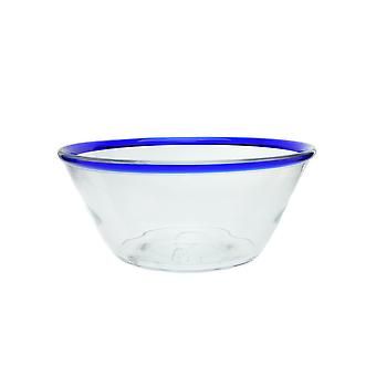 Bergdala ttan-Blue RIM-Salladskål stor rett design