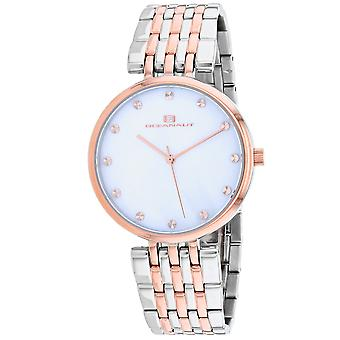 Oceanaut Women's Aerglo Mother of Pearl Dial Watch - OC2202
