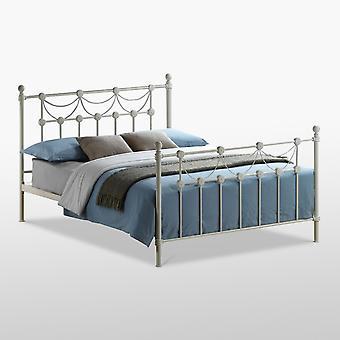 Łóżko Omero - Metal