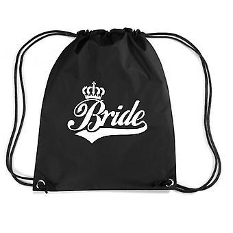 Black backpack fun3754 bride sur