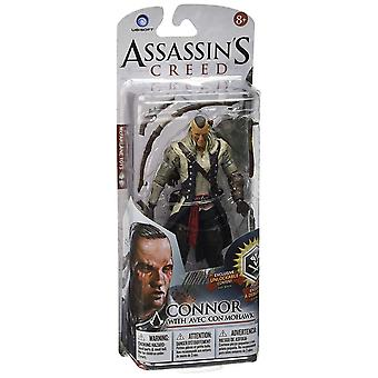 Assassins Creed Toy Series 2 Connor with Mohawk Action Figure - 7 Inch