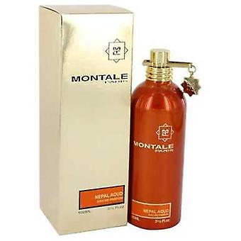 Montale Nepal Aoud By Montale Eau De Parfum Spray 3.4 Oz (women) V728-541757