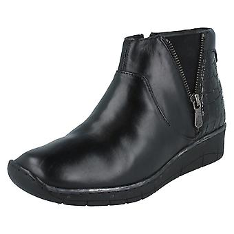 Ladies Van Dal Formal Ankle Boots Guthrie