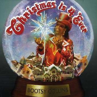 Bootsy Collins - Christmas Is 4 Ever [CD] USA import