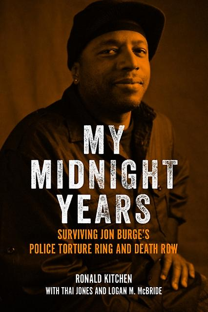 My Midnight Years by Ronald Kitchen