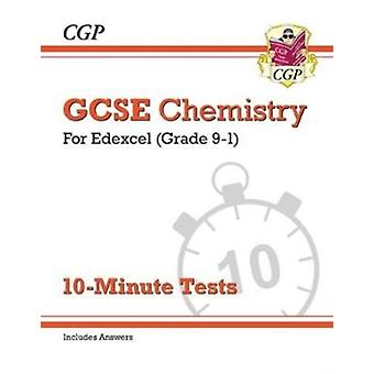 New Grade 91 GCSE Chemistry Edexcel 10Minute Tests with