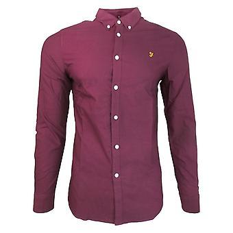 Farah Shirts Brewer Slim LS BD