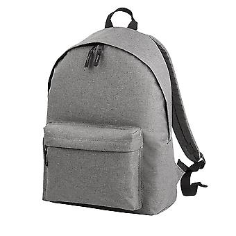 Bagbase Two Tone Fashion Backpack / Rucksack / Bag (18 Litres)