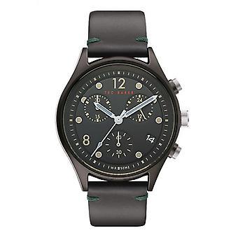 Ted Baker BKPB901 Hombres'es Beleeni Chronograph Black Wristwatch