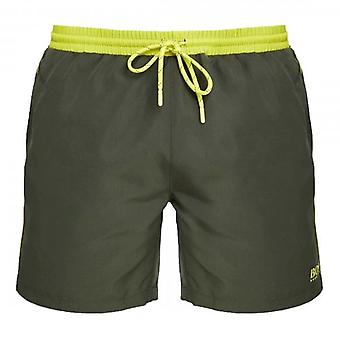 Hugo Boss Starfish Swim Shorts Dark Green 301 50408104