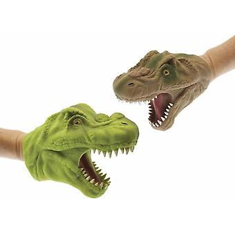 Streamline NYC Fierce Dinosaur Hand Puppet