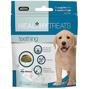 Mark & Chappell Snacks Teething Cachorros 50Gr (Dogs , Treats , Biscuits)